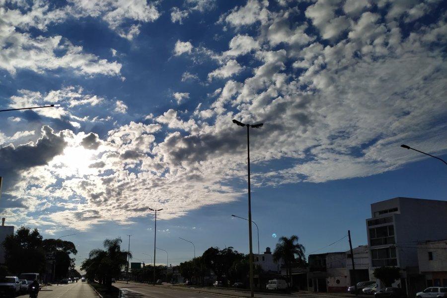 Domingo caluroso y con pronóstico de lluvias en Corrientes