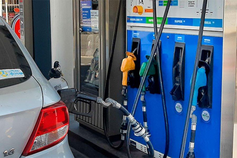 Volvió a aumentar el combustible en todo el país