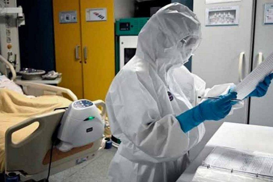 Corrientes sumó 3 fallecidos en el Hospital de Campaña