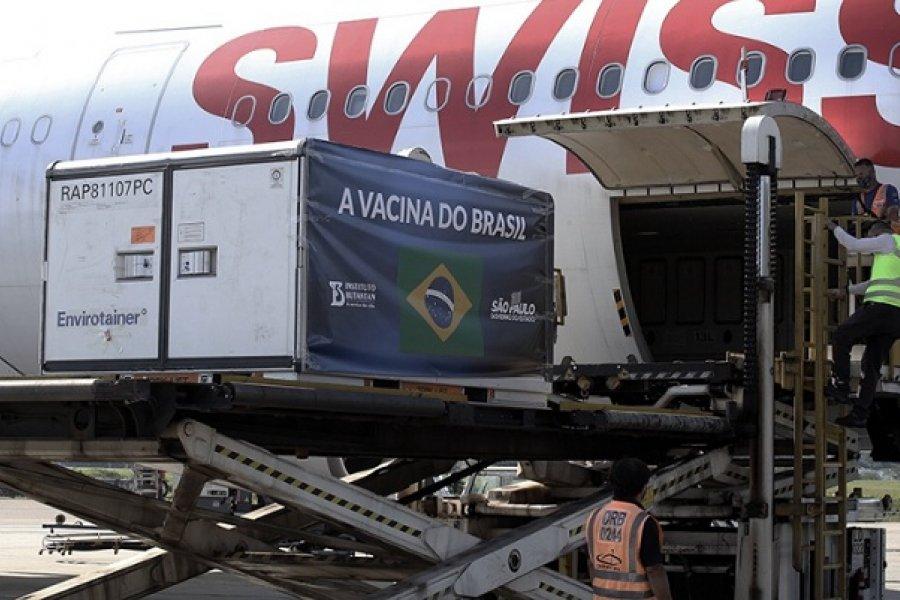 Río de Janeiro suspende la vacunación contra el coronavirus por falta de dosis