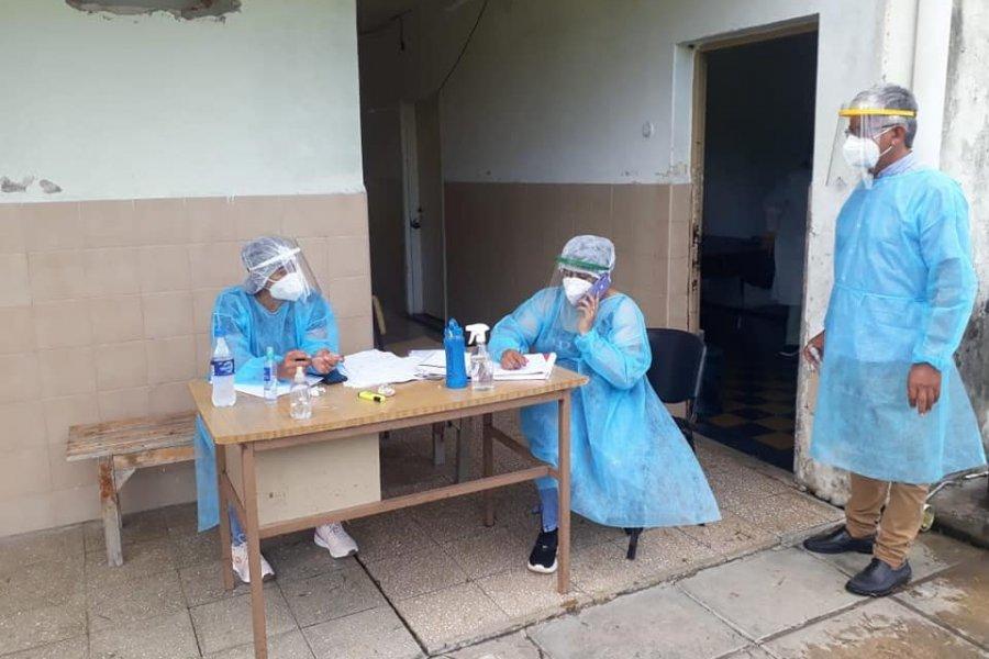 Brote en Santa Lucía: Diez nuevos casos y ya son 119 los activos