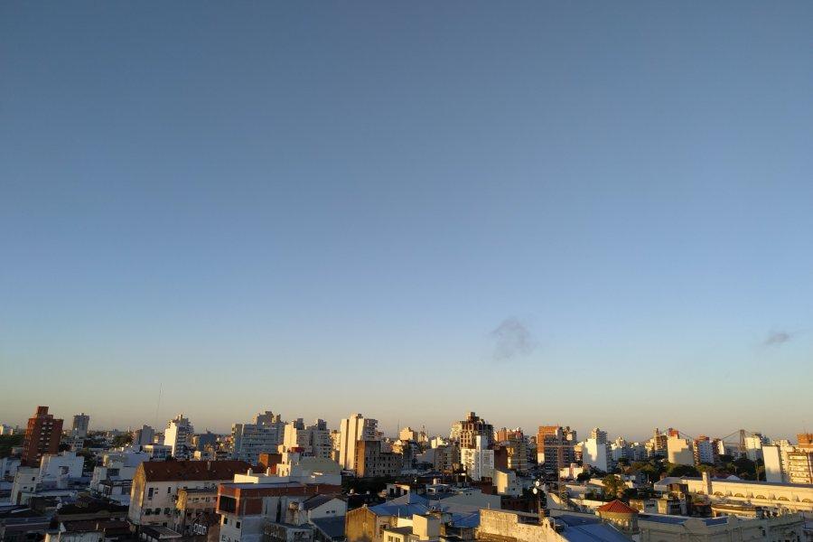 Cielo despejado con temperaturas máximas de 33º en Corrientes