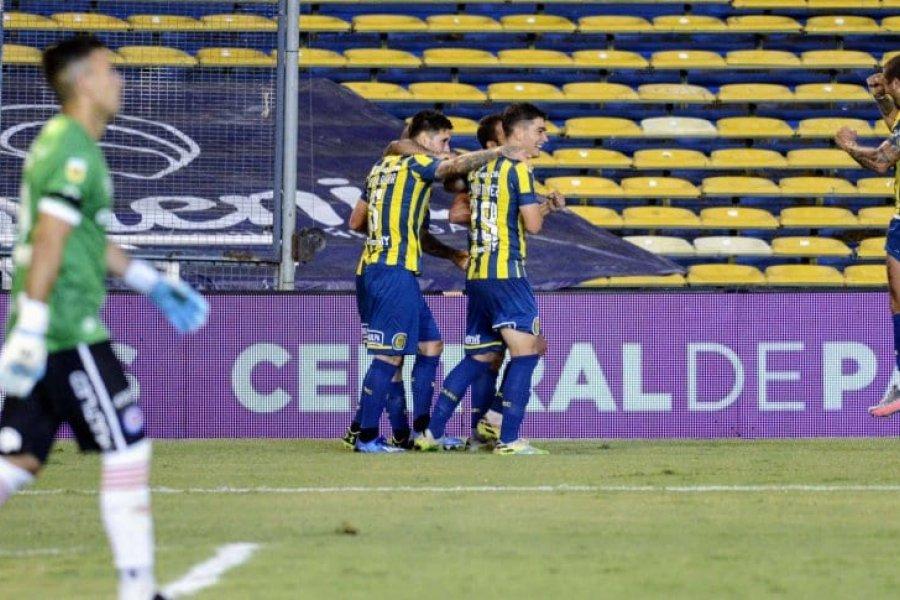 Rosario Central derrotó a Argentinos Juniors y se estrenó con una victoria
