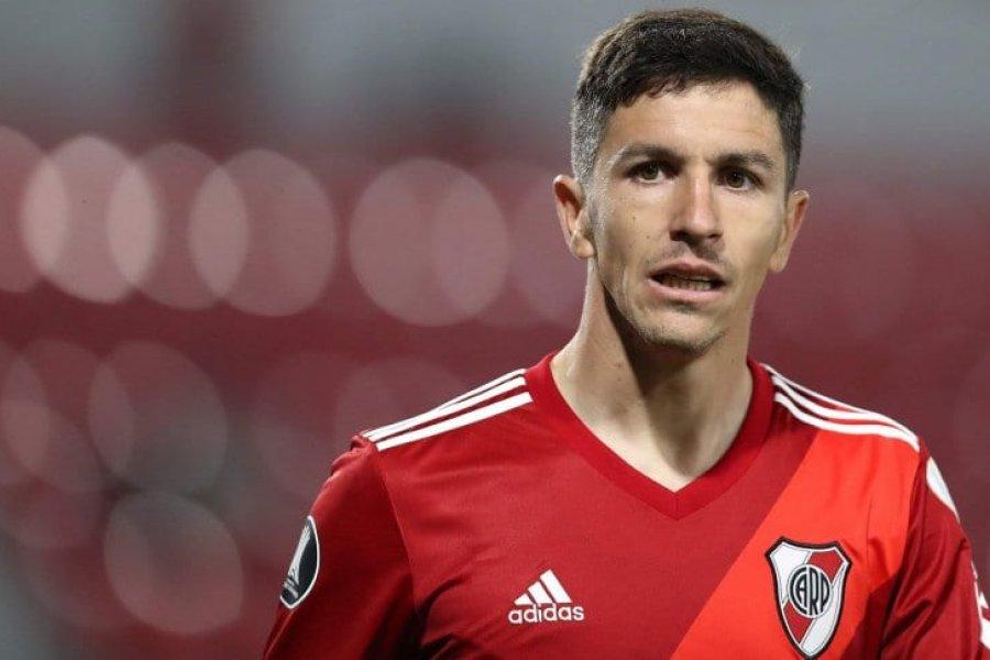 Hay acuerdo: Nacho Fernández deja River y se va a Atlético Mineiro