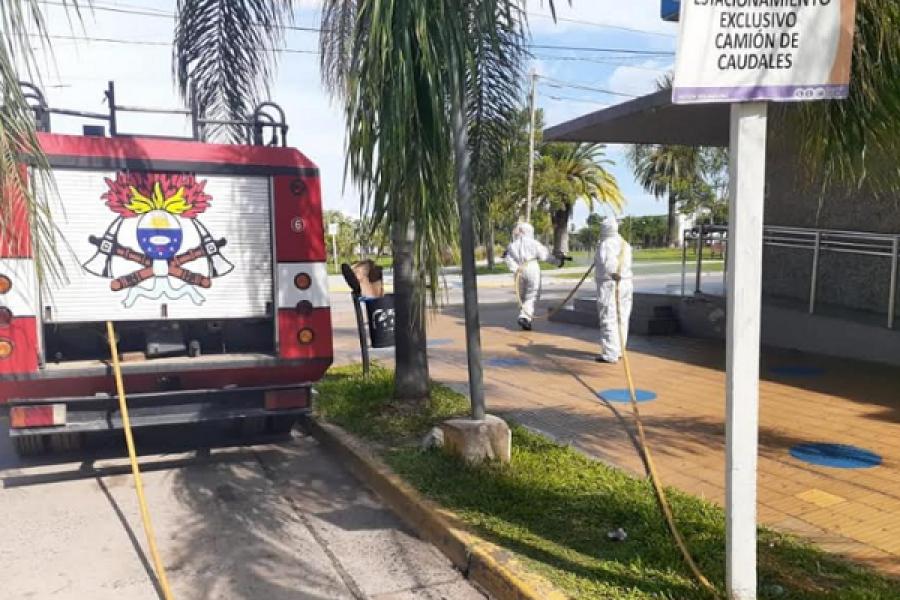Santa Lucía: Habló dueño del bar denunciado por el brote de Covid