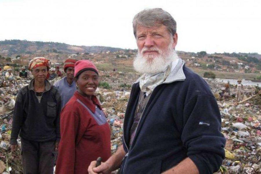 Pedro Opeka, el cura argentino nominado al Premio Nobel de La Paz