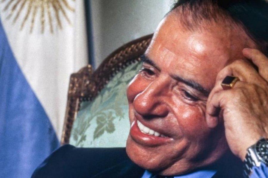 Robaron el histórico anillo de Carlos Saúl Menem