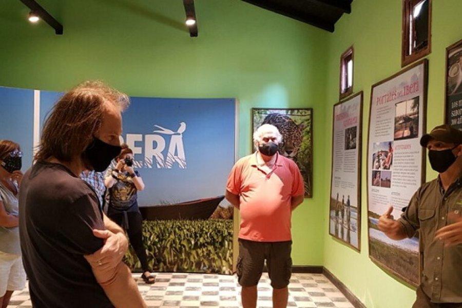 Maravillado con el Proyecto Iberá, el Chango Spasiuk eligió a Corrientes