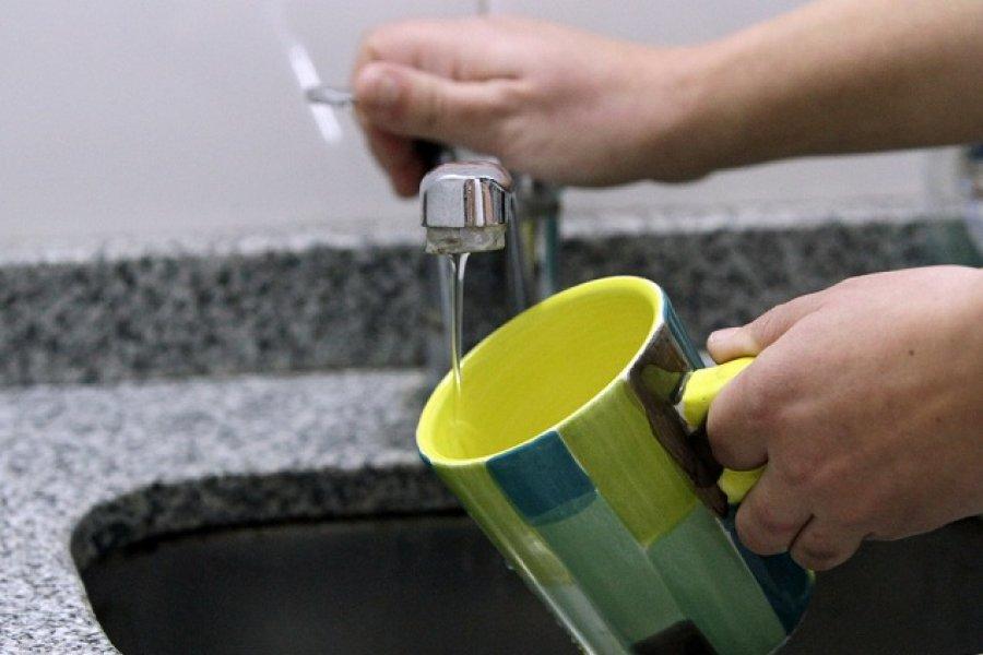 Baja presión de agua en zona céntrica