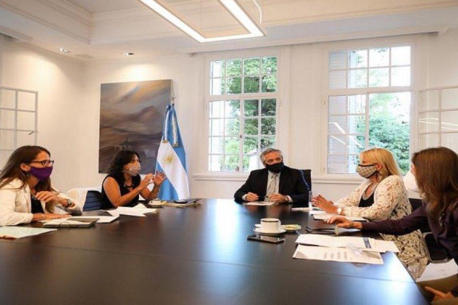 Fernández convocó a los gobernadores a crear un Consejo Federal para la prevención de femicidios