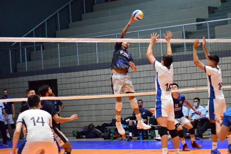 Contundente victoria remera en la Liga Nacional de Vóleibol Masculina