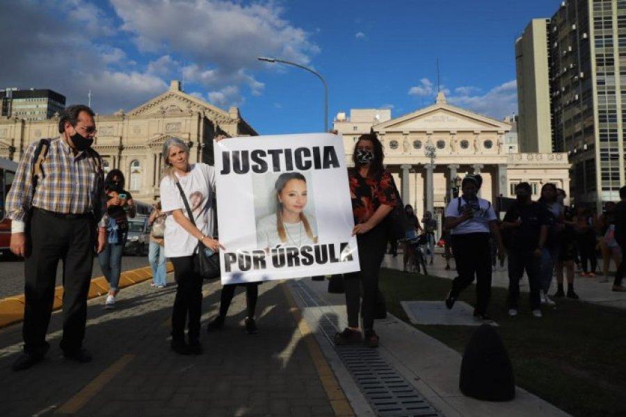 Femicidio de Úrsula Bahillo: masivo pedido de justicia en la marcha de Ni Una Menos