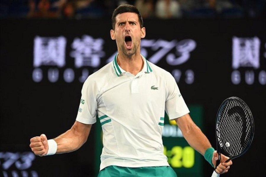 Djokovic es finalista del Abierto de Australia