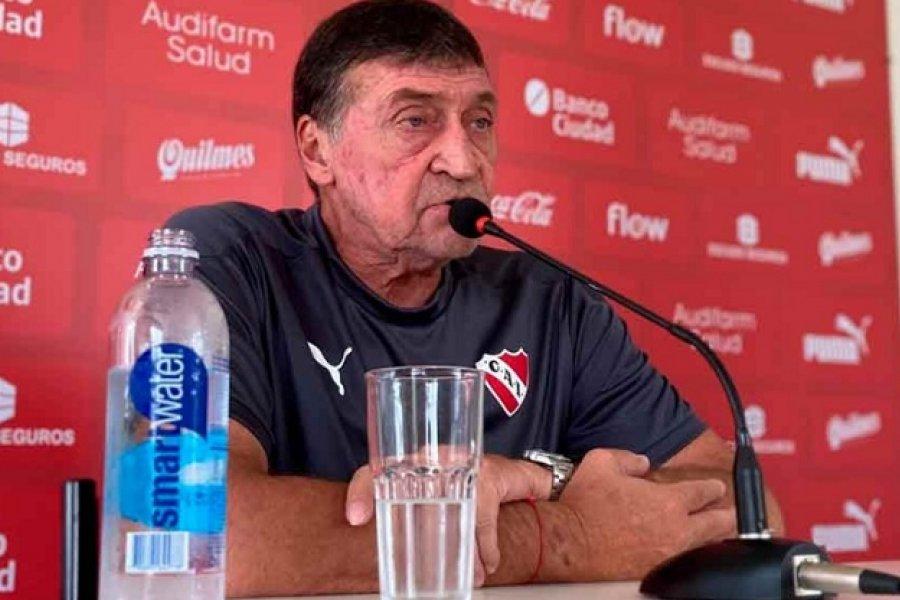Falcioni no podrá contar con Lucas Rodríguez, que es positivo en coronavirus