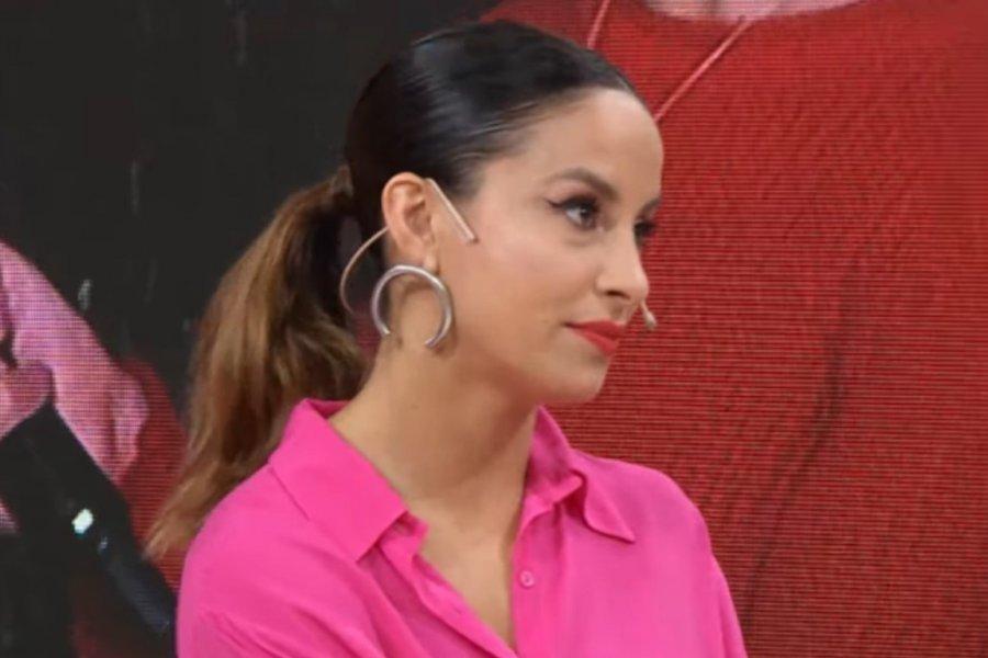Listorti y Lourdes Sánchez quedaron en ridículo al aire por la vuelta a clases