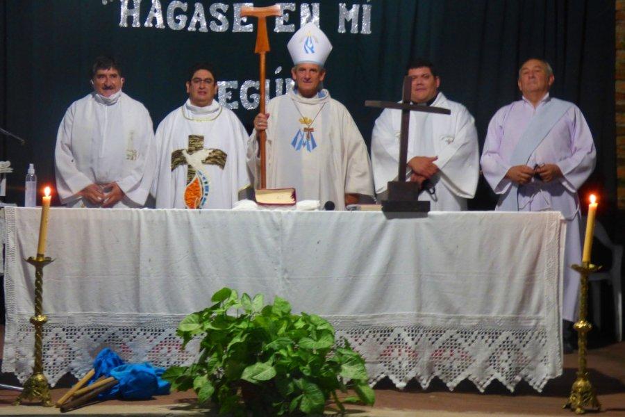 Canecín renovó su llamado a la Iglesia en salida misionera y con estilo sinodal