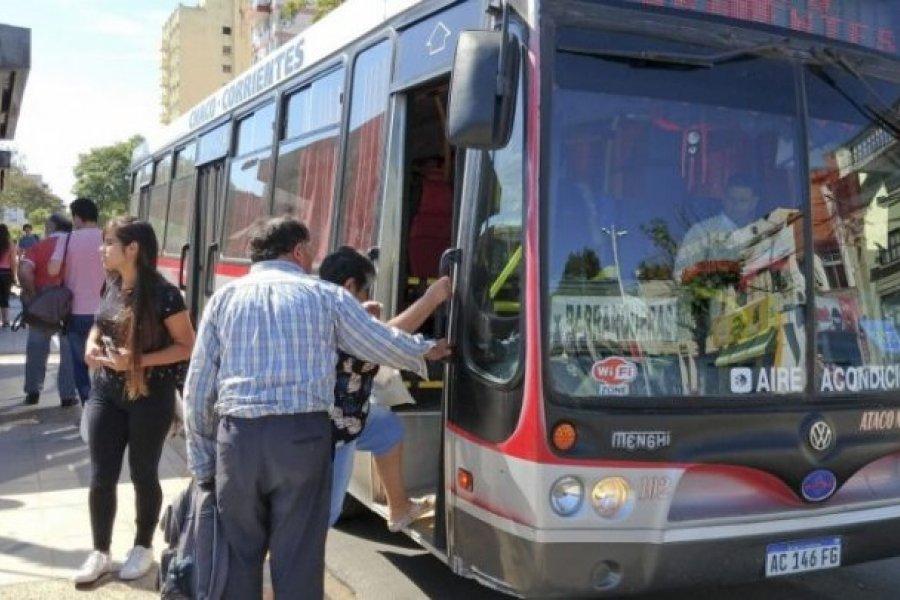 Maestros reclamarán por el transporte interprovincial Chaco-Corrientes