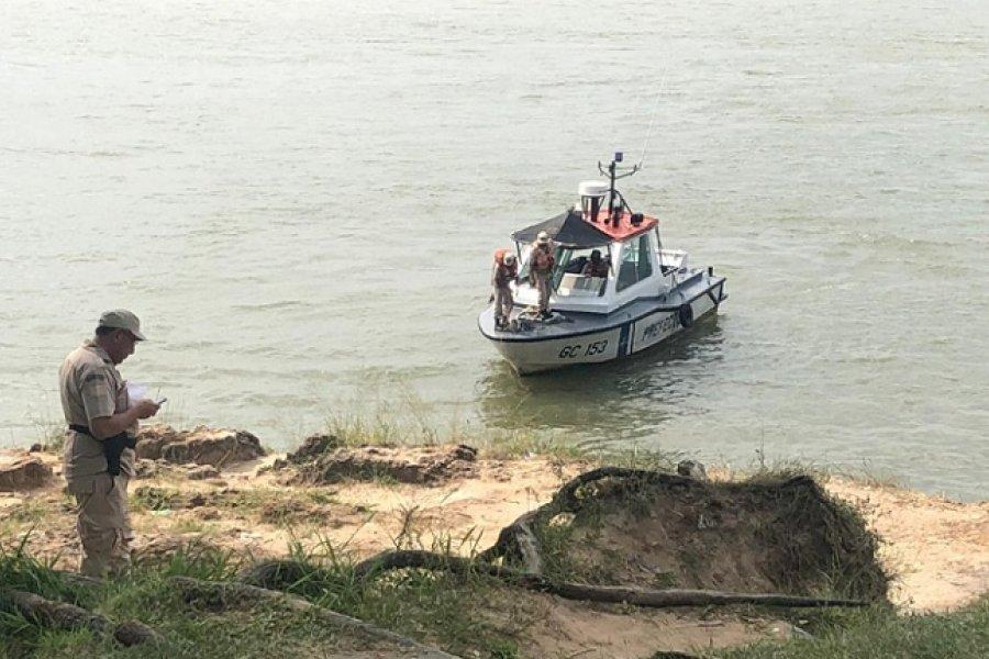 El peor final: Hallaron ahogado a un hombre que desapareció cuando fue a pescar