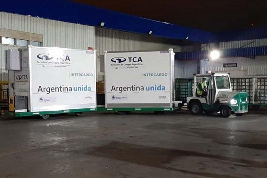 En Corrientes se espera la llegada de las dosis fabricadas en la India