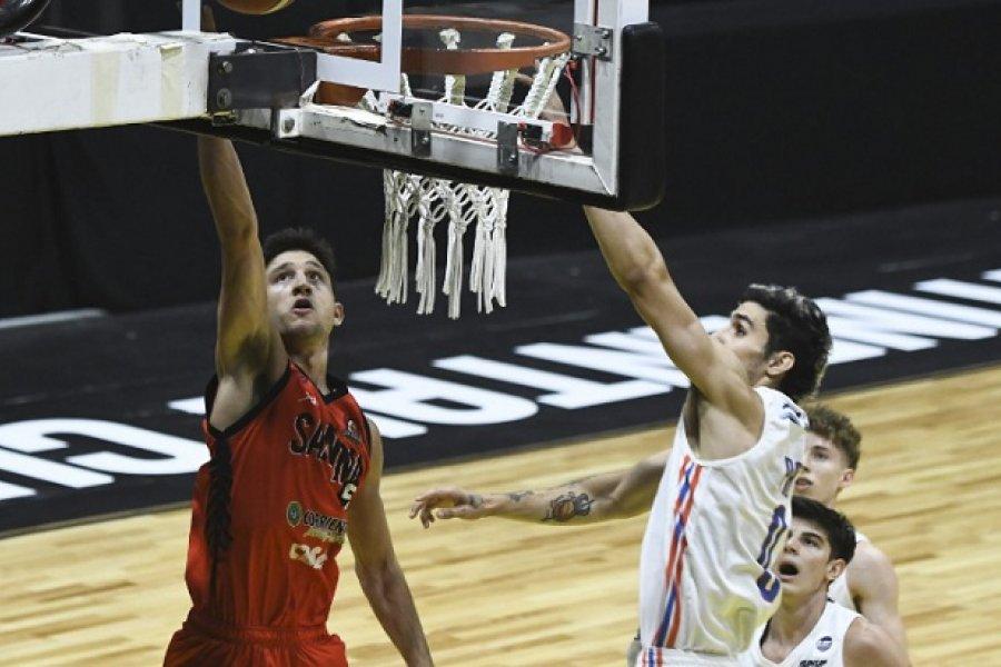 San Martín debuta ante Obras Basket