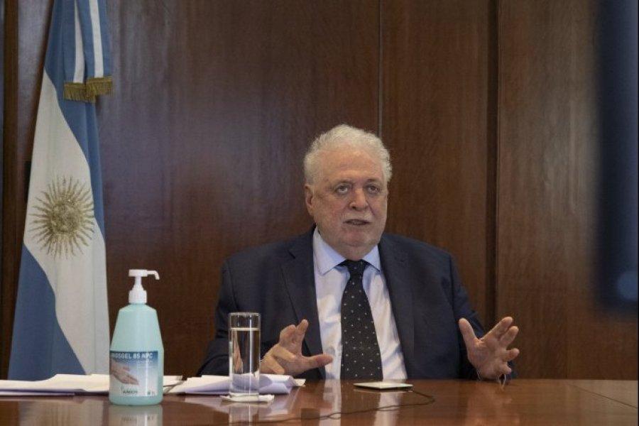 """Ginés González García afirmó que la vacunación en el ministerio fue por """"un error involuntario"""""""