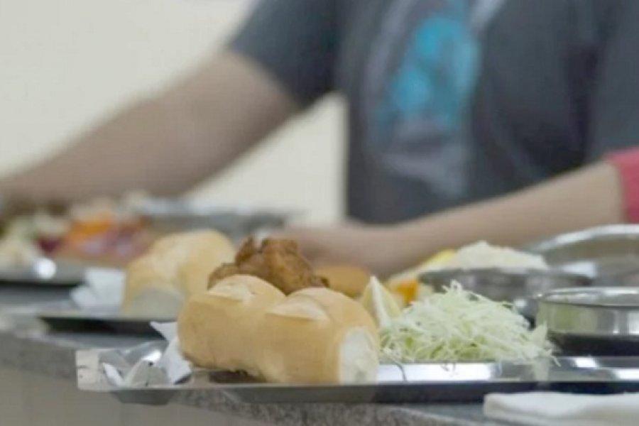 Reabren los comedores de la Unne con viandas a $25 para estudiantes