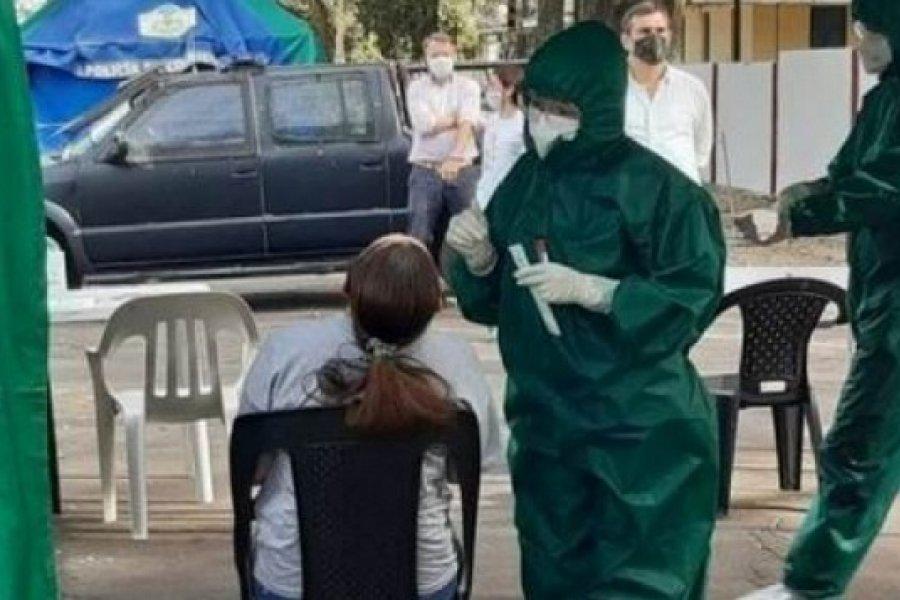 Repunte: Corrientes registró 212 casos nuevos de Coronavirus