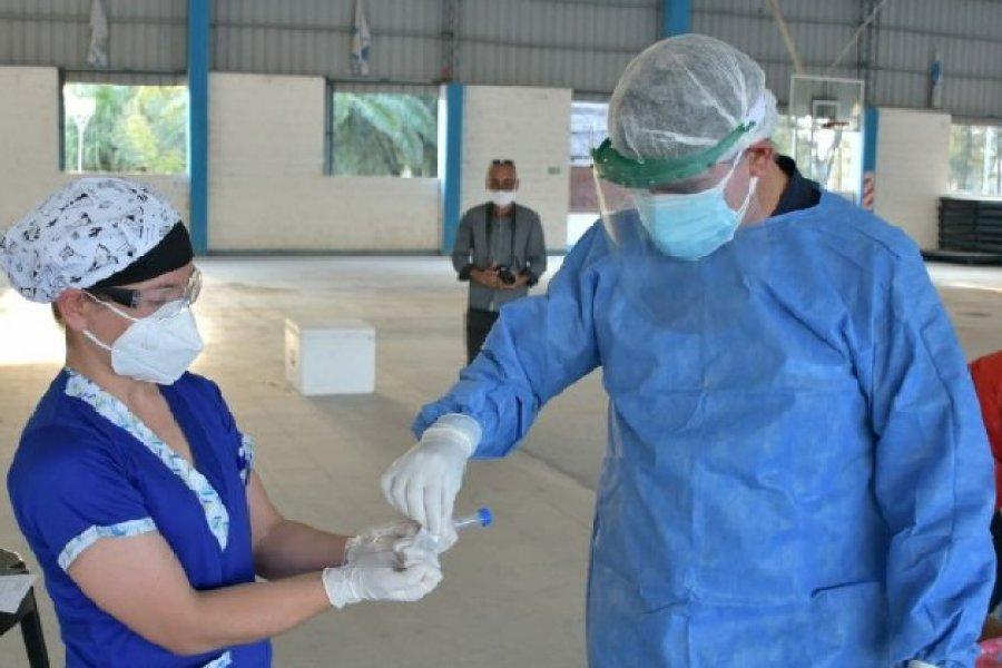 Salud confirmó 165 nuevos contagios y 2 fallecidos por Coronavirus en el Chaco