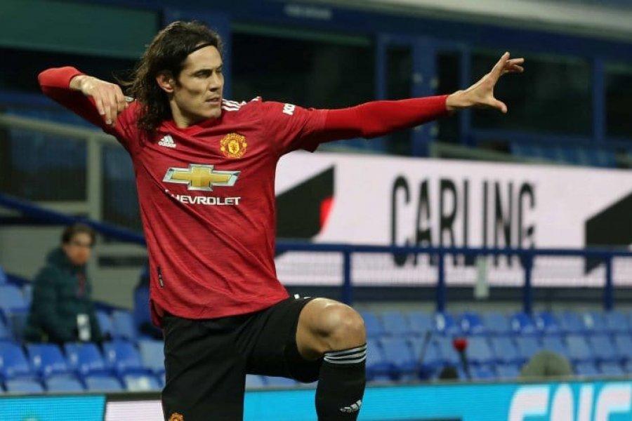 ¿Se esfuma el sueño de Boca? Manchester United buscará la renovación de Cavani