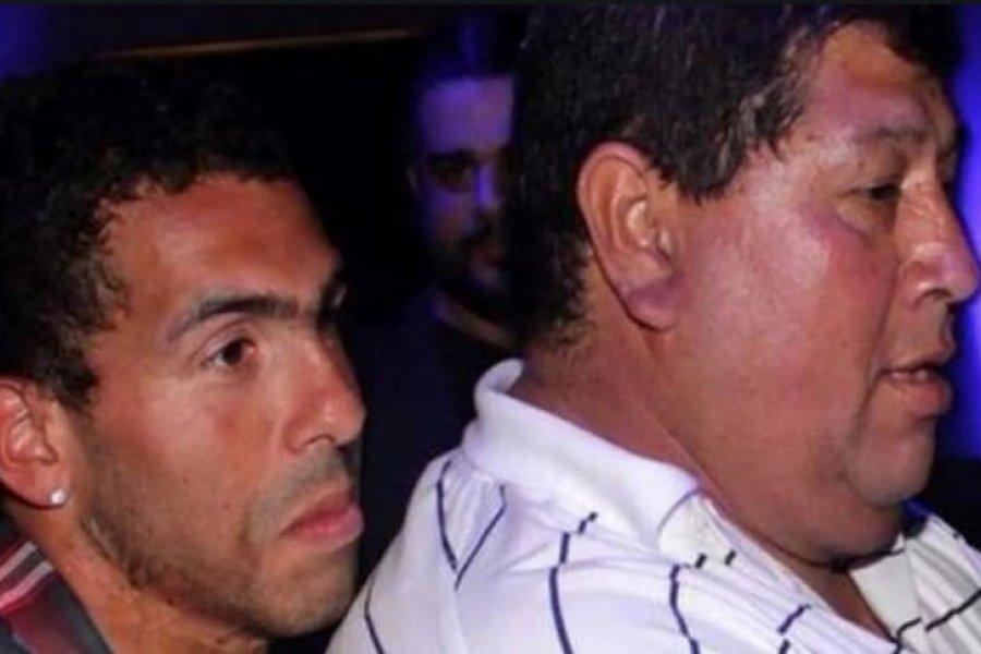 """Falleció Segundo Tevez, el tío al que Carlitos llama """"papá"""""""