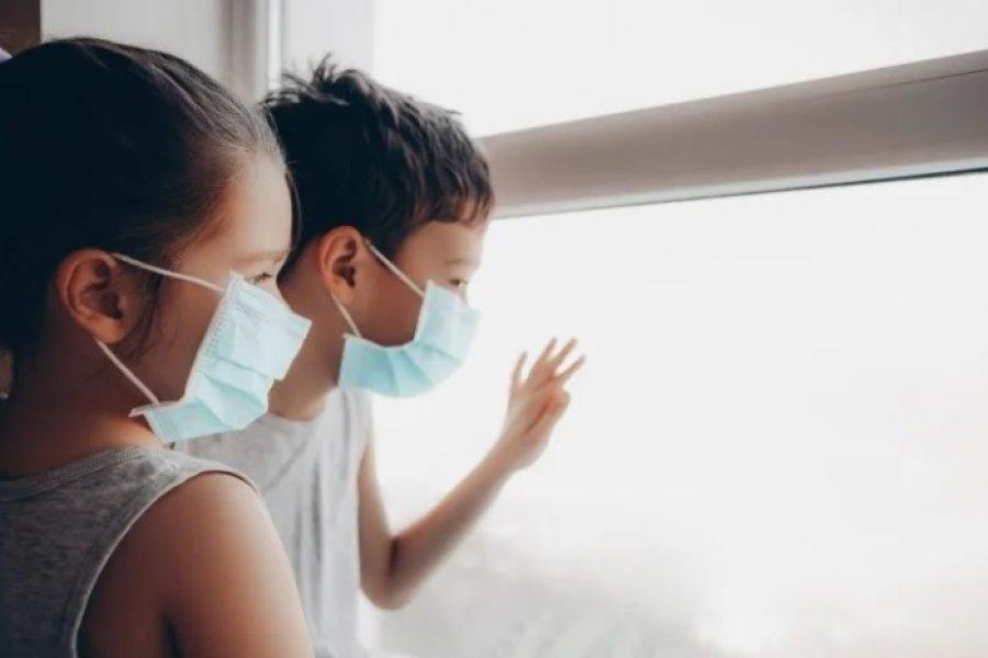 Covid-19 y un extraño síndrome que afecta a niños y jóvenes