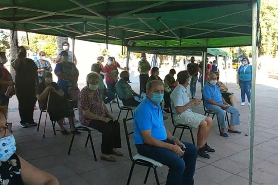Corrientes: Qué va a pasar con los mayores inscriptos que no tienen turno