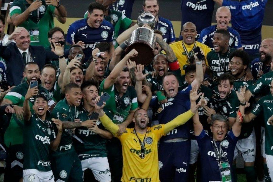 Este martes empieza la Copa Libertadores 2021