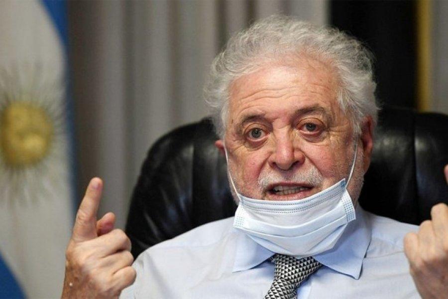 Vacunación VIP: imputaron a Ginés González García
