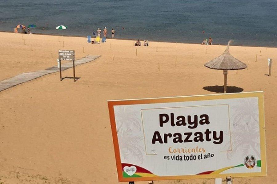 Calor: Se espera una jornada con 38 grados de máxima en Corrientes