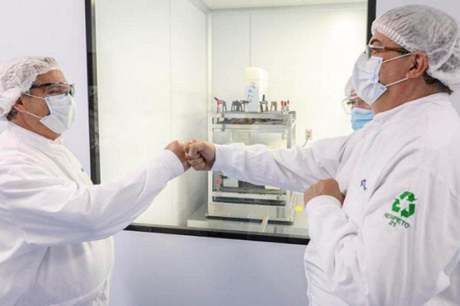 Fernández: A partir de abril, América Latina comenzará a tener las vacunas necesarias