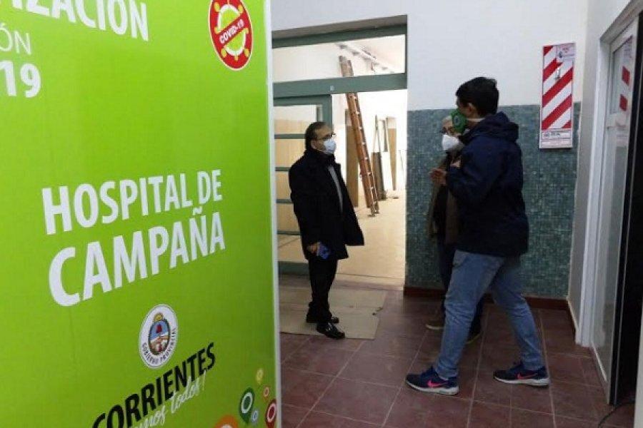 Corrientes no revelará registro de vacunados contra el Covid-19