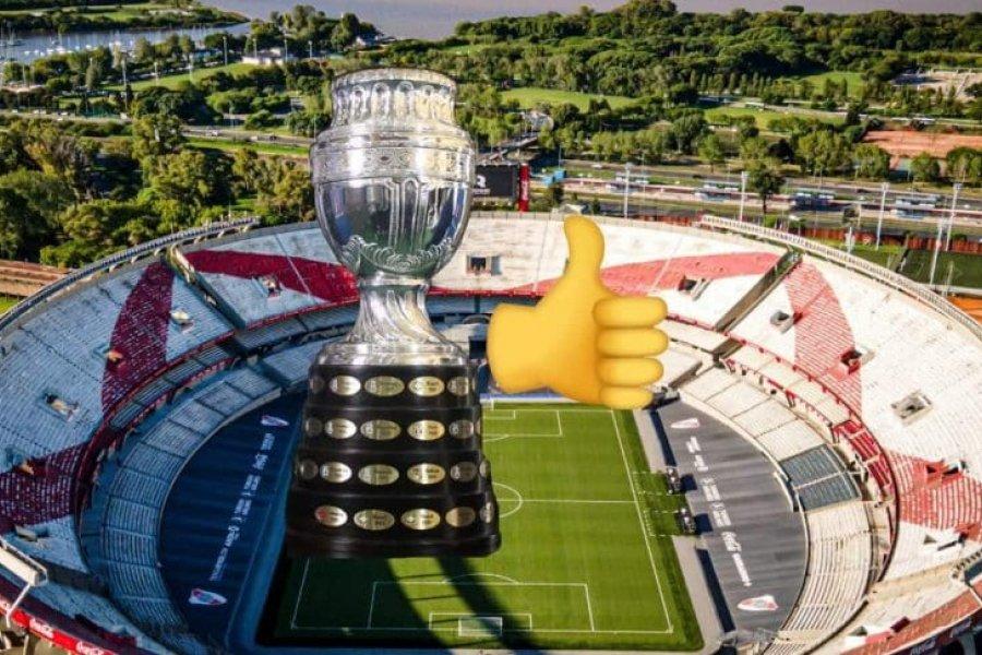 La Copa América, confirmada: sin invitados y con algo de público