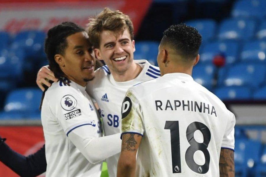 Premier League: Leeds goleó a Southampton en Elland Road