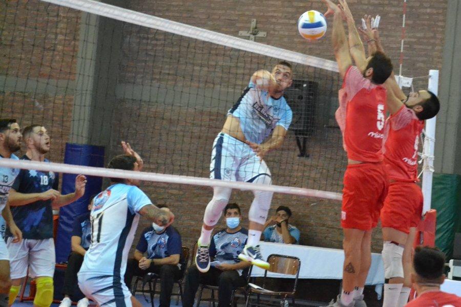 Liga Nacional de Vóleibol: Regatas ganó y paso a cuartos de final