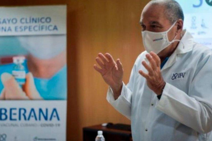 Últimos pasos para Soberana 02, la primera vacuna latinoamericana contra el coronavirus