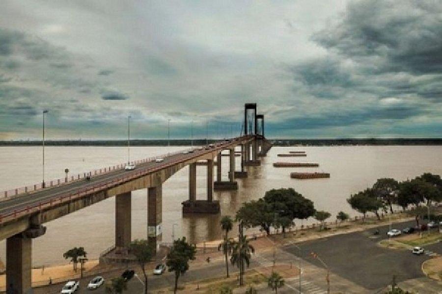 Jornada húmeda con probabilidad de tormentas en Corrientes