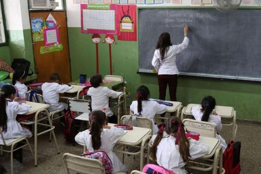 Docentes correntinos piden mejora en ítems por zona de trabajo
