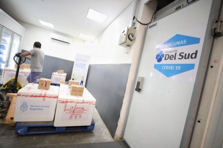 Corrientes recibió más de 37 mil dosis de vacuna contra el Covid