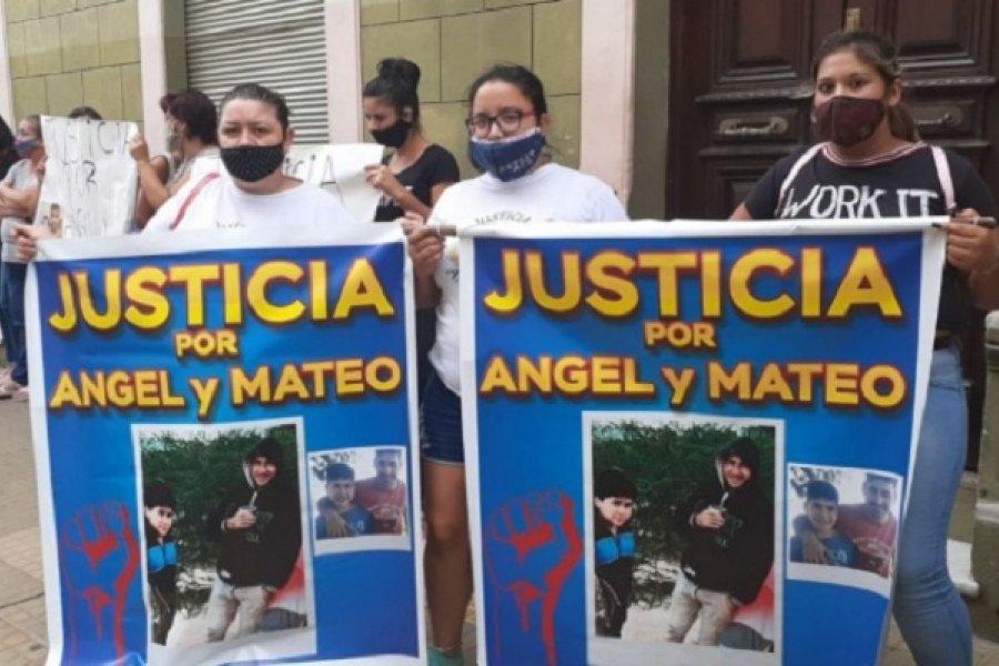 Doble homicidio: Familiares de las víctimas piden que endurezcan la figura penal contra Piattoni