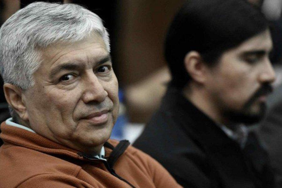 Condenaron a Lázaro Báez a 12 años de prisión por lavado de activos