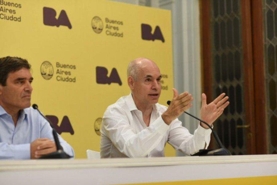 Imputan a Larreta y Quirós tras denuncia sobre vacunación privada
