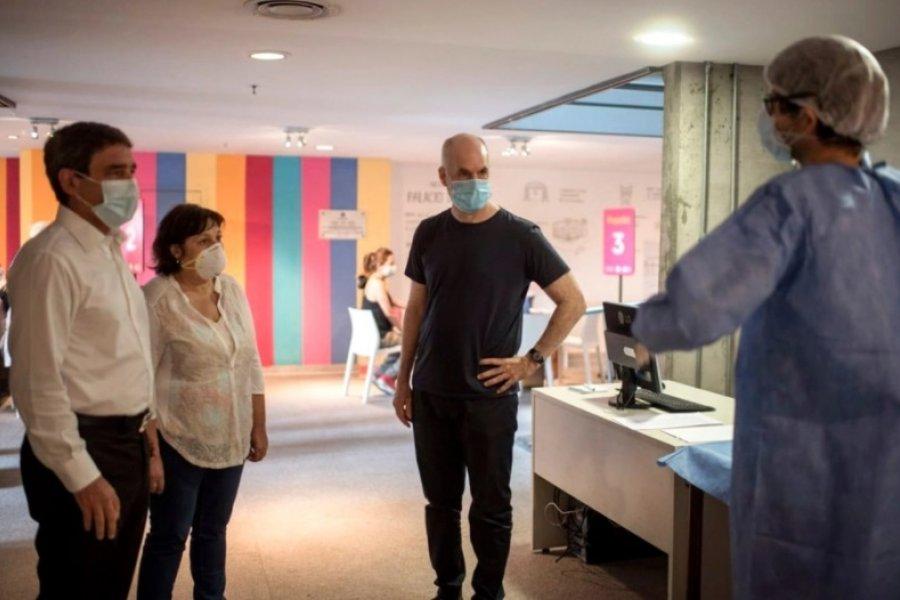 Privatización de vacunas: Lijo ordenó un allanamiento en el Ministerio de Salud porteño