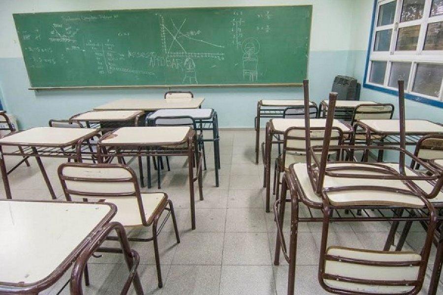 A tres días del inicio de clases la oferta salarial a docentes es en 3 cuotas