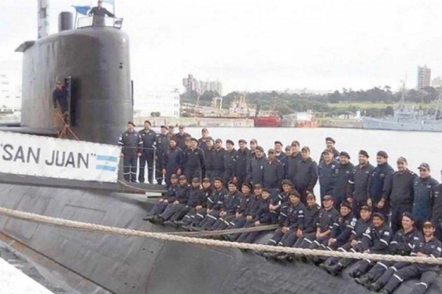 Aprueban una ley de indemnización para los familiares de los submarinistas del ARA San Juan